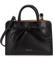 mini mini sun leather crossbody bag