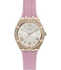 reloj guess mujer cosmo/gw0034l3 - rosa
