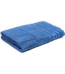 toalha de banho santista royal denis, azul