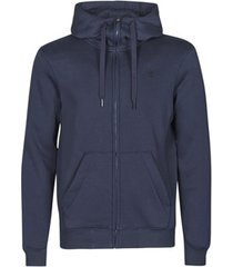 sweater g-star raw premium basic hooded zip sweater