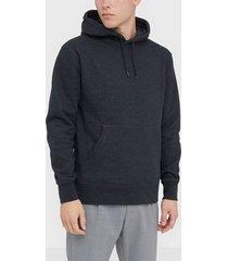 topman grey marl hoodie tröjor charcoal