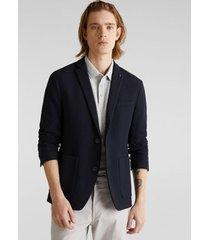 blazer azul marino esprit