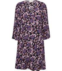 pre spring kimono dress dresses wrap dresses multi/mönstrad by ti mo