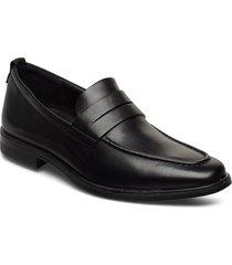 melbourne loafers låga skor svart ecco