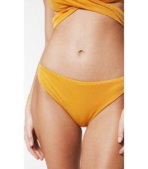 calzedonia irene bikini bottoms woman yellow size 5