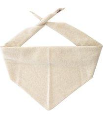 extreme cashmere n35 bandana scarf
