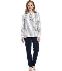 dames pyjama pastunette 20202-100-4-38