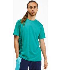 collective t-shirt voor heren, blauw/aucun, maat xxl   puma