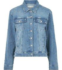 jeansjacka line jacket