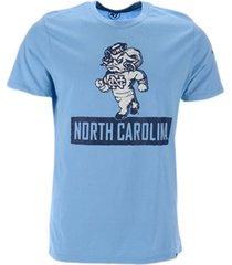 '47 brand north carolina tar heels men's qualifier super rival t-shirt