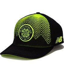 mens celtic fc peak cap