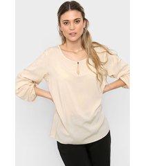 blusa beige new liza 21-20