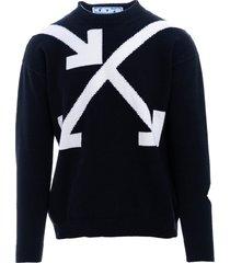 off-white off-white pullover