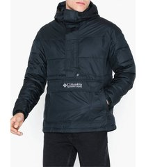 columbia lodge po jacket jackor black