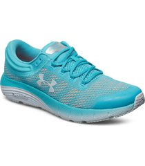 ua w charged bandit 5 shoes sport shoes running shoes blå under armour