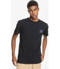 t-shirt korte mouw quiksilver camiseta manga corta hombre eqyzt06316