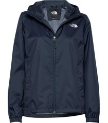 w quest jacket outerwear sport jackets blå the north face