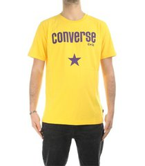 t-shirt korte mouw converse 10020027