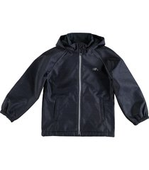 name it gevoerde softshell jas waterproof