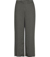 crop leisure trouser wijde broek zwart gerry weber