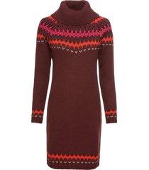 abito in maglia (rosso) - bodyflirt boutique