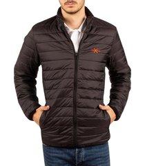 chaqueta acolchada colapsible negra ref. 132010519