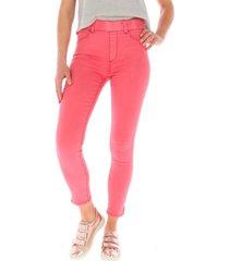 jeans jegging rosa cat