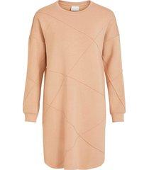 sweatklänning visif l/s dress
