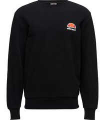el diveria sweat-shirt tröja svart ellesse