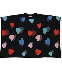 stella mccartney hearts cape