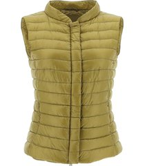 cedro nylon short fitted vest
