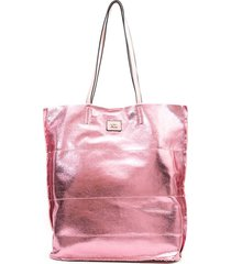 bolso rosa xl extra large scarlet