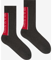 jersey dress socks black 41/45