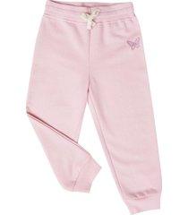pantalon buzo basico candy pink corona