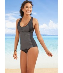 tankini, sneldrogend (2-dlg. set)