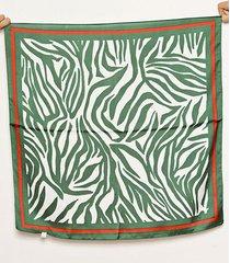 pañuelo verde nuevas historias cebra
