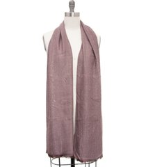 inc herringbone pashmina scarf, created for macy's