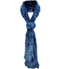 bufanda magic unisex azul