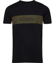 el eliseo t-shirts short-sleeved svart ellesse