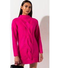 akira cool to be kind sweater dress