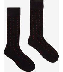 b jacquard socks multicolor 39/40