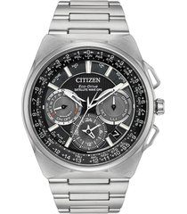 citizen cc9008-50e mens eco-drive watch satellite wave f900 titanium band