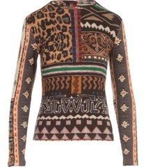 etro california jersey sweater
