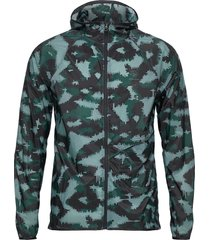ua run anywhere storm jkt outerwear sport jackets blå under armour