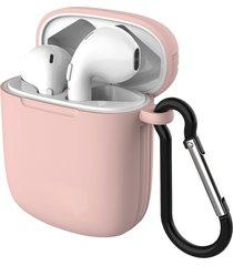 audifonos inalambricos skeipods e50 - tws rosa