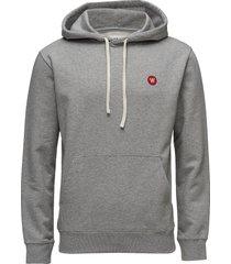 ian hoodie hoodie trui grijs wood wood