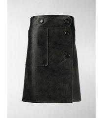 stella mccartney a-line skirt