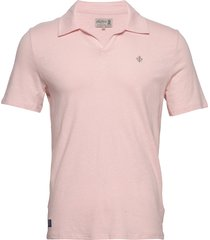 delon jersey shirt polos short-sleeved roze morris