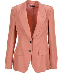 heavy twill deconstructed jacket