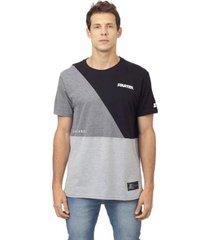 camiseta starter especial com recortes black label masculina - masculino